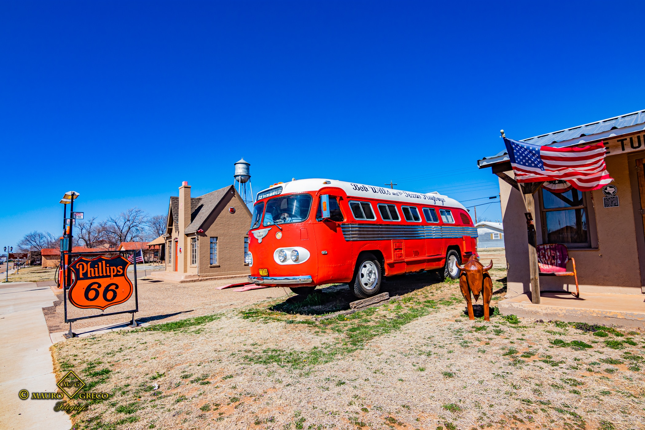 Turkey Texas 2020 Tornado Moto Tour Viaggi organizzati in moto negli USA Monument Valley