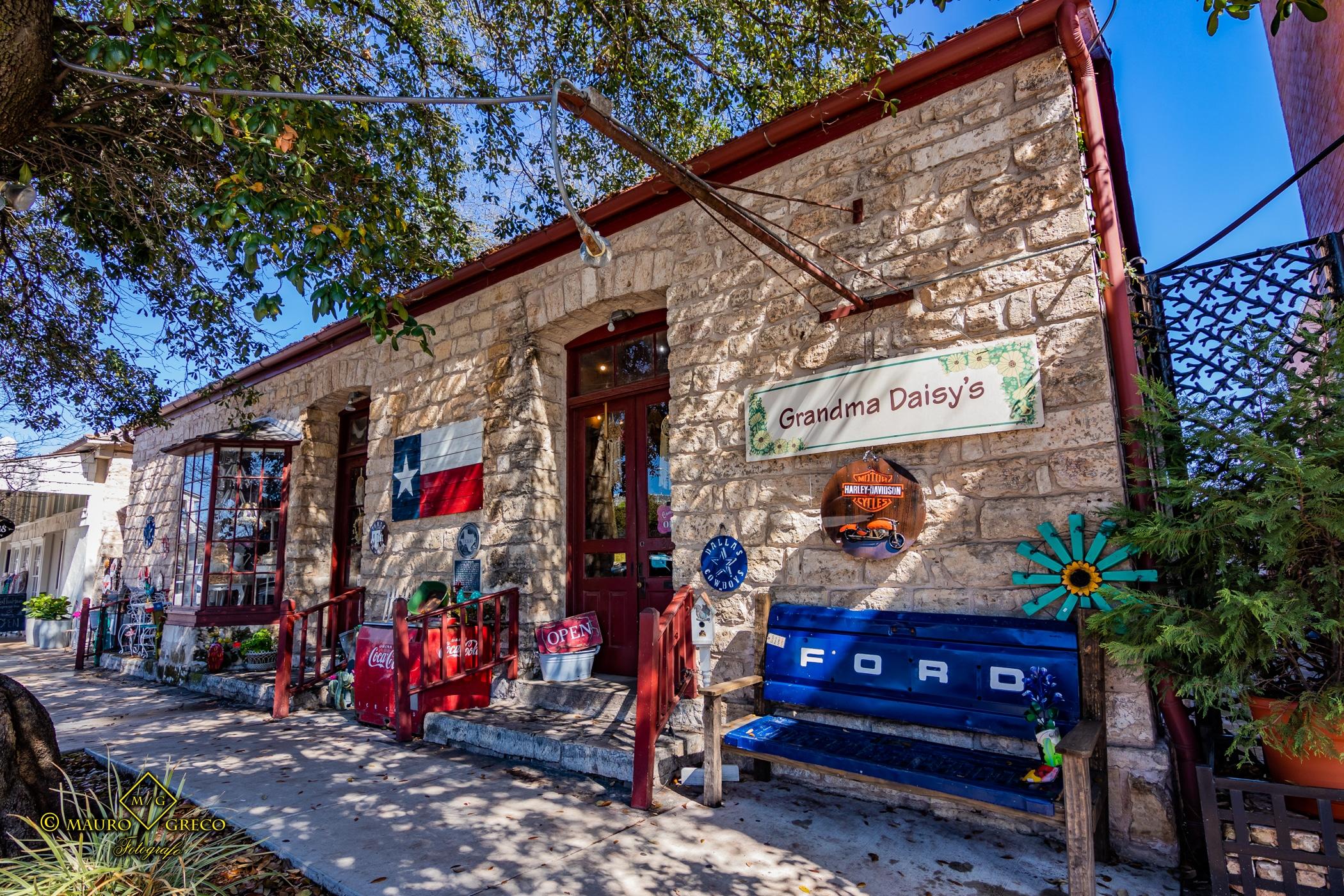 Frederisburg Texas 2020 Tornado Moto Tour Viaggi organizzati in moto negli USA Monument Valley